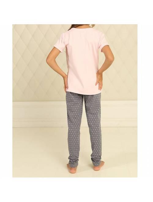Пижама ДП-М-6 (горошек)
