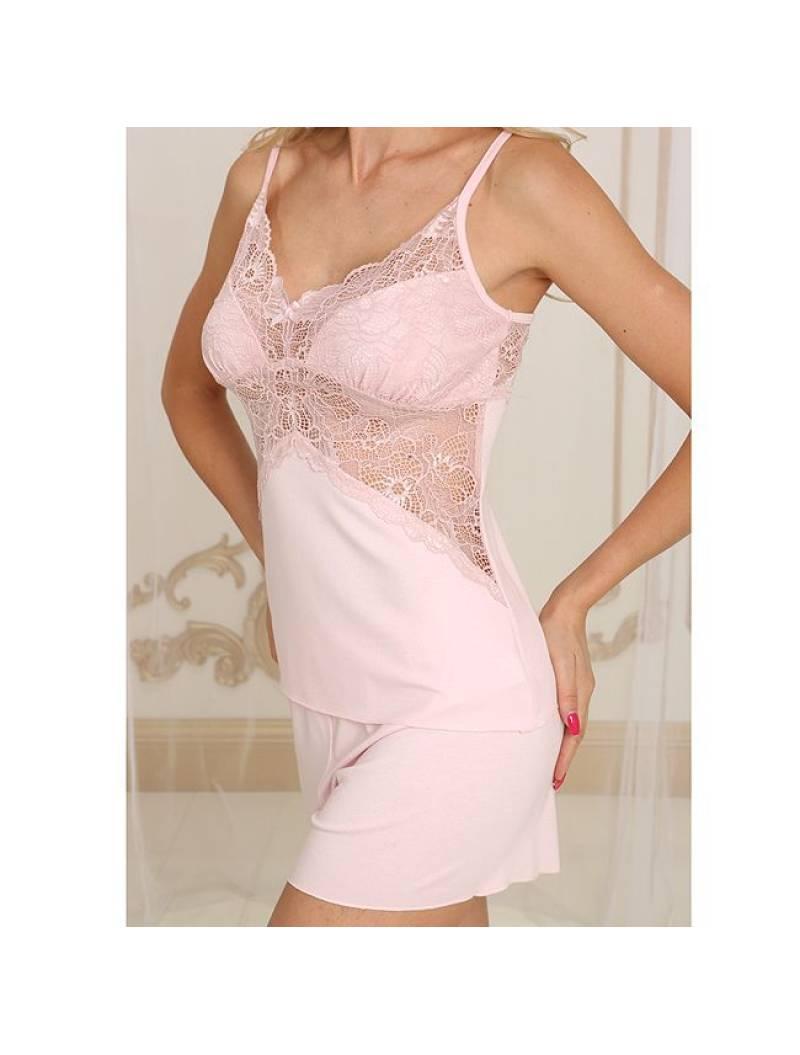 Пижама П-М-60 розовый