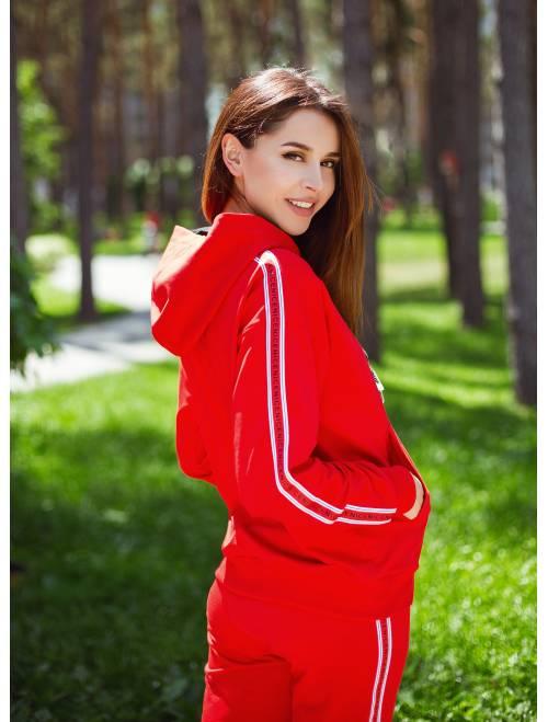 Костюм К-М-4 красный
