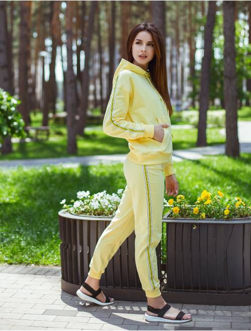 Костюм К-М-4 желтый