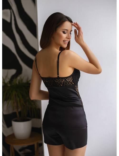 Пижама ПШ-М-4 черный
