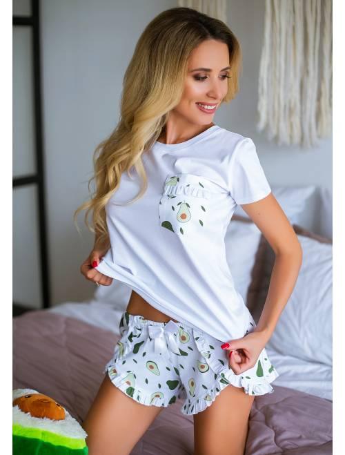 Пижама П-М-100 авокадо