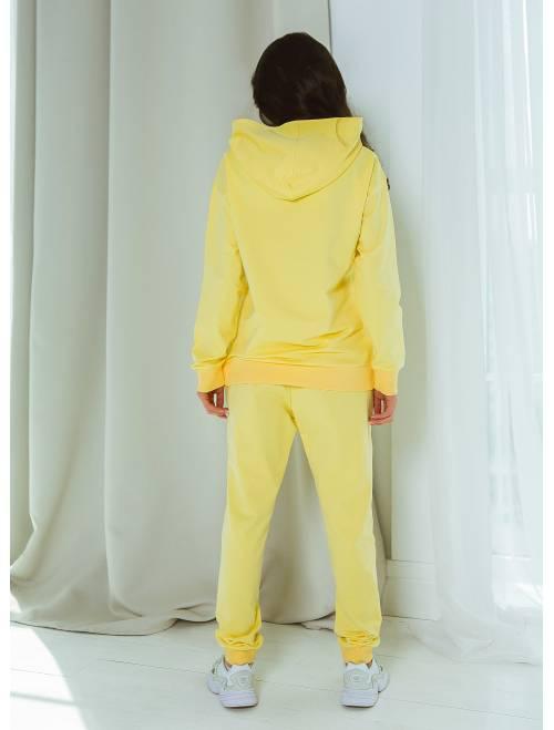 Костюм К-М-2 желтый