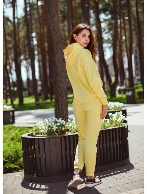 Костюм К-М-3 желтый