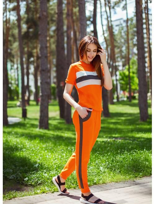 Костюм К-М-87 оранжевый