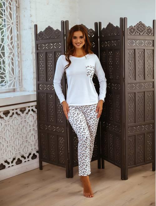 Пижама П-М-102 леопард