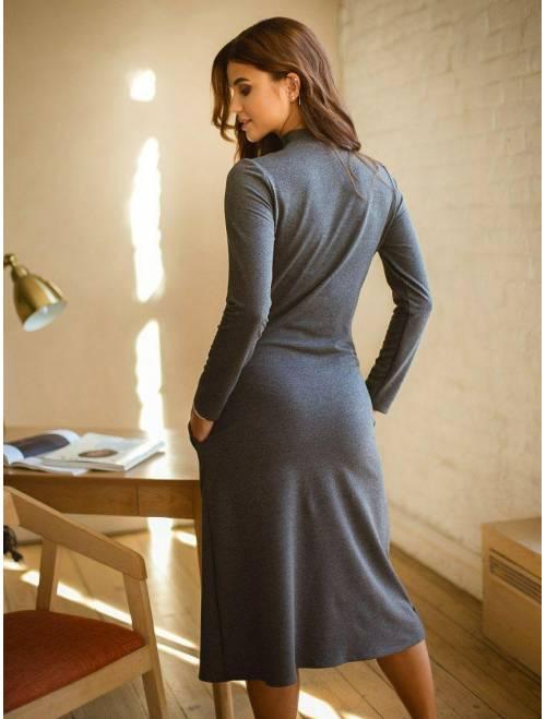Платье Krasslook Наоми темно-с...
